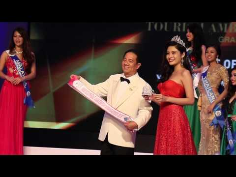 Miss South East Asia Tourism Ambassadress 2015 - Crowning of The Winner