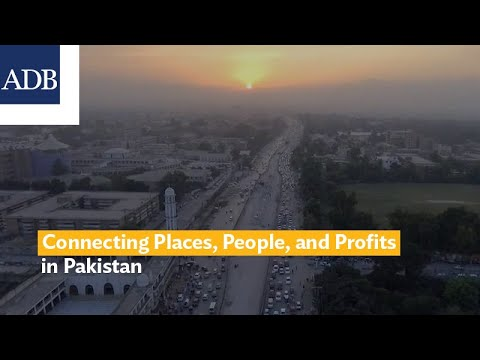 Connecting Places, People, and Profits in Pakistan