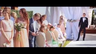 """Уникальные клятвы молодоженов на выездной церемонии в стиле """"Dolce Vita""""!"""