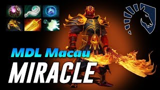 Miracle Ember Spirit | Liquid vs EHOME | MDL Macau Dota 2