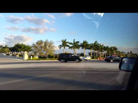 Palm Beach County Sheriff - Florida with Lights