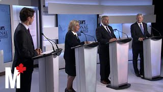 May says Bill C-51 makes us less safe: Maclean's debate