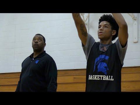 Curtis Houston, Richmond Heights refine focus