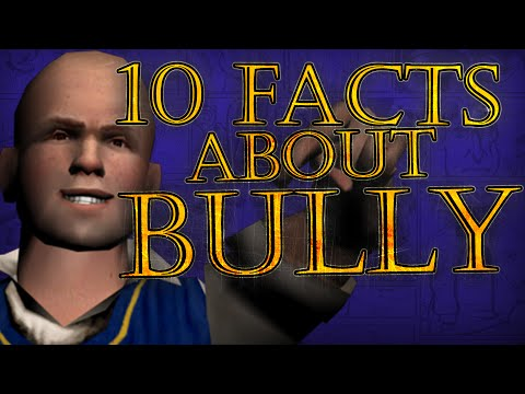 10 FACTS ABOUT BULLY