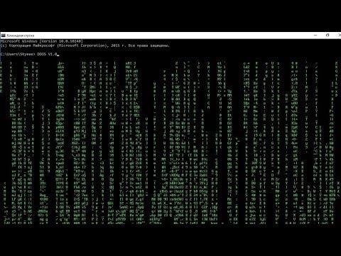 5 трюков CMD для розыгрыша друга на компьютере - 5 Tricks With CMD