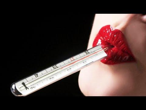 Почему вечером поднимается температура тела