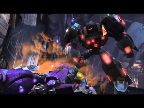 The PanHeads Band - Монстр (Skillet Cover) Transformers Fall Of Cybertron Grimlock RUS