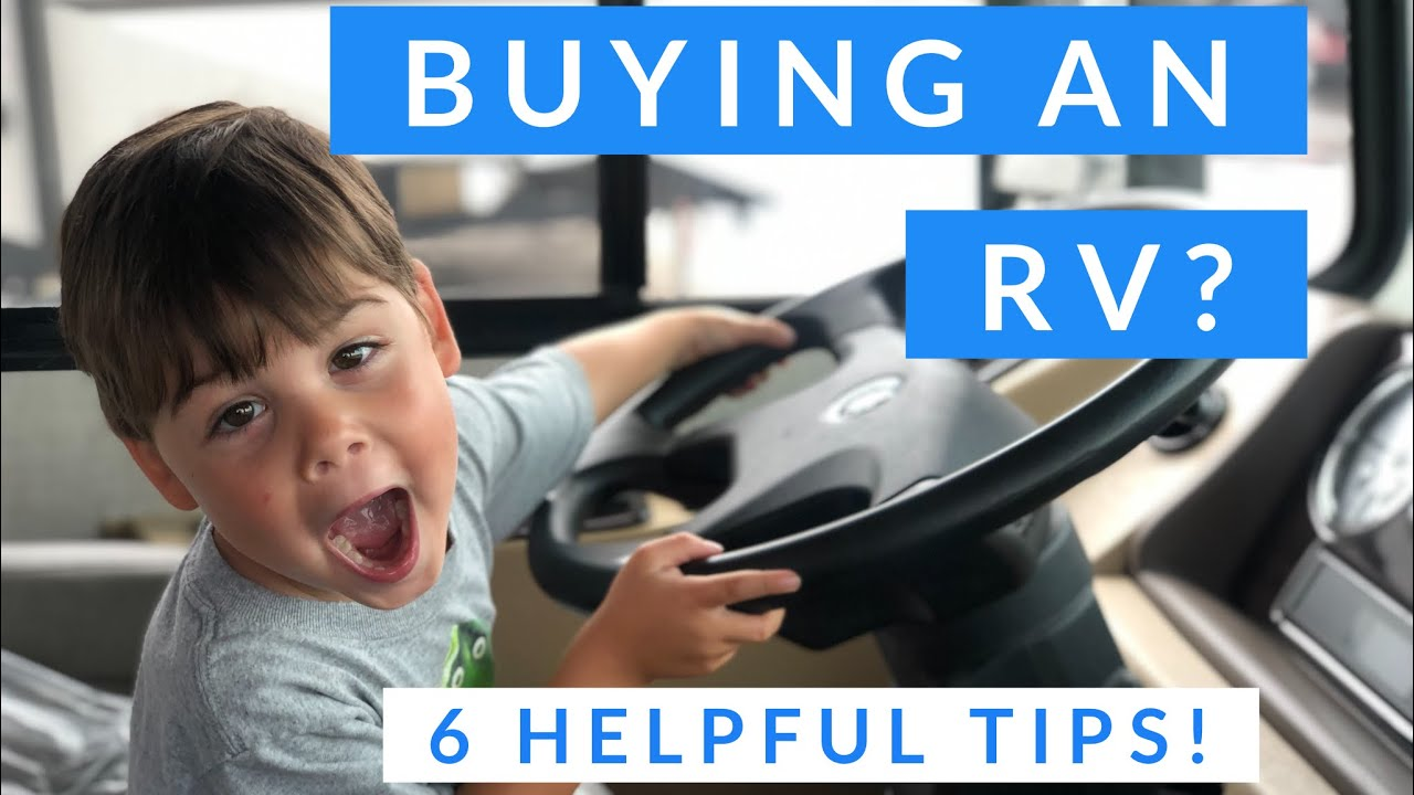 Buying an RV via PRIVATE SELLER