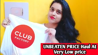 Club Factory Unbeaten Price Ha…