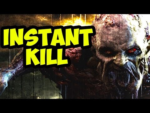 Dying Light - How To Kill Night Zombies Instantly (Volatile)