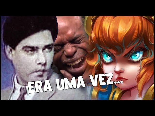 """UMA HISTÃ""""RIA COMOVENTE NO SMITE! SÃ"""" O SEU LIKE PODE SALVAR!"""