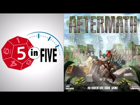Aftermath  |  5 In Five Review  |  With Mike