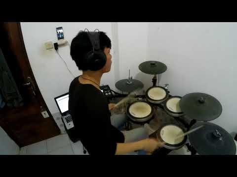 Takkan Berhenti - Sammy Simorangkir ( Drum Cover )