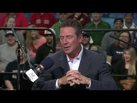 Pro Football Hall of Famer Dan Marino Talks Howie Long, Ace Ventura & More - 2/1/17
