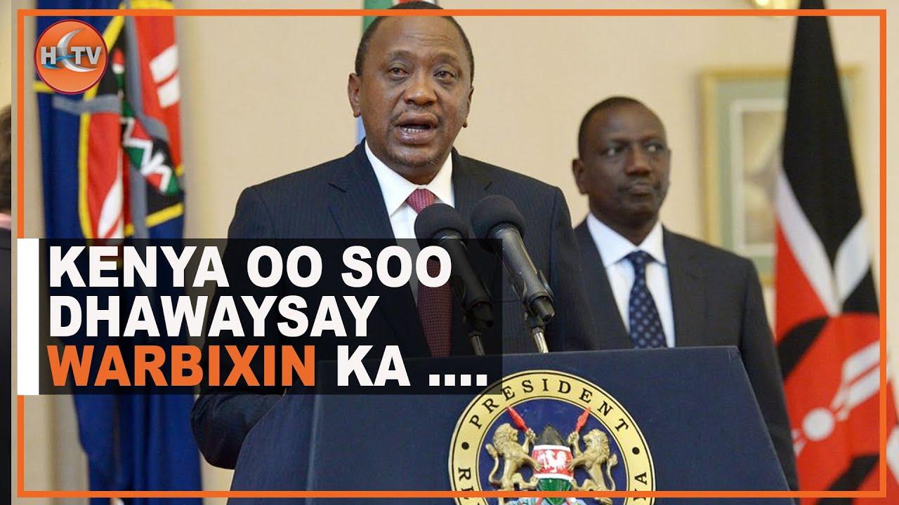 Download Kenya ayaa soo dhawaysay warbixinta IGAD ee muranka Soomaaliya iyo Kenya