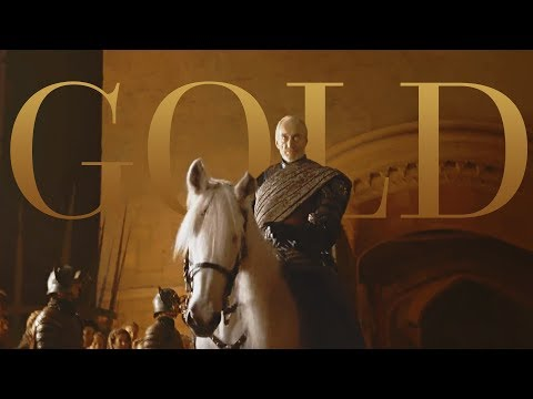 House Lannister (GoT) - Gold