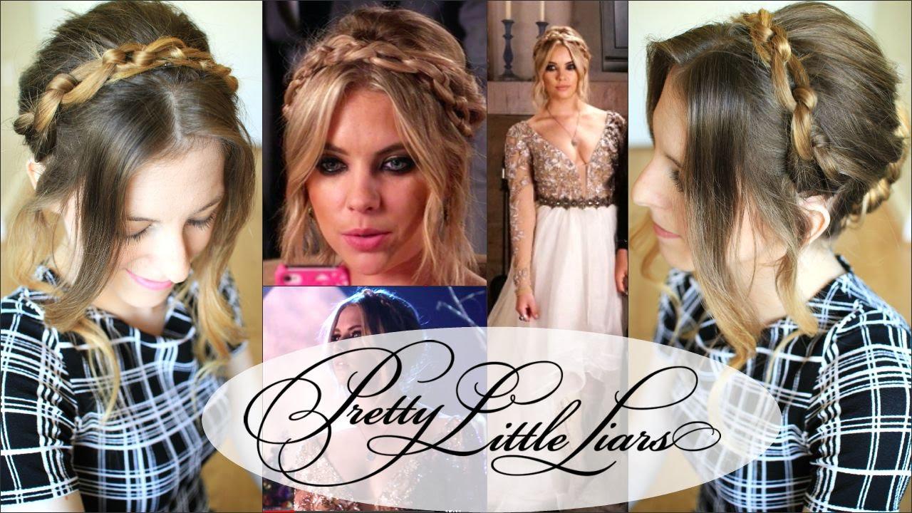 Pretty Little Liars Season 6 Hair Tutorial Braidsandstyles12