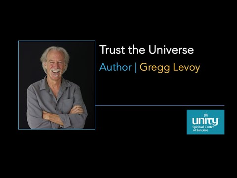 Gregg Levoy: Trust