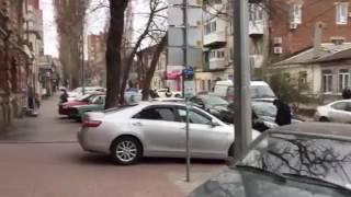 При взрыве в центре Ростова на Дону пострадал мужчина