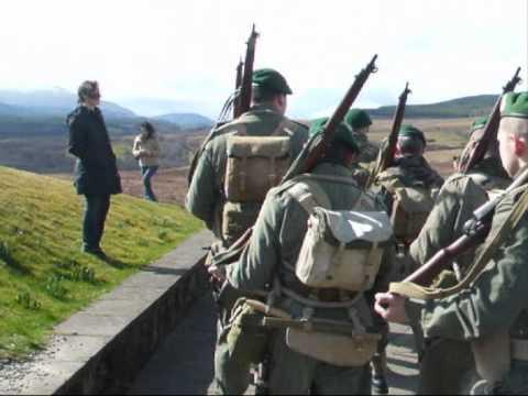 Commando March 2011 - Spean Bridge, Scotland