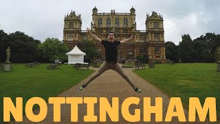 What to do in Nottingham? // ¿QUE HACER EN NOTTINGHAM?