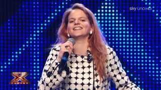 X Factor 2012 - Chiara