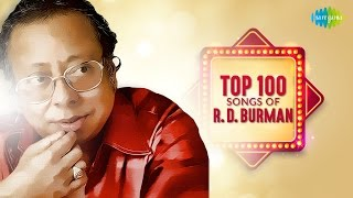 Top 100 Songs of R D Burman | HD Songs | One Stop Audio Jukebox
