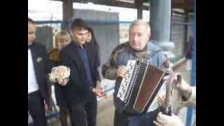 Самая веселая русско-молдавская свадьба! часть 1