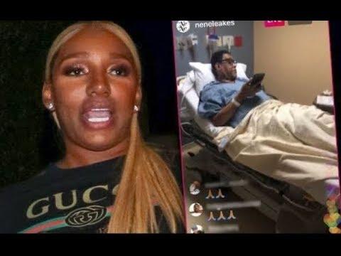 Sad News, NeNe Leakes' Husband Gregg Begs For Prayers As He Is Battling For His Life.