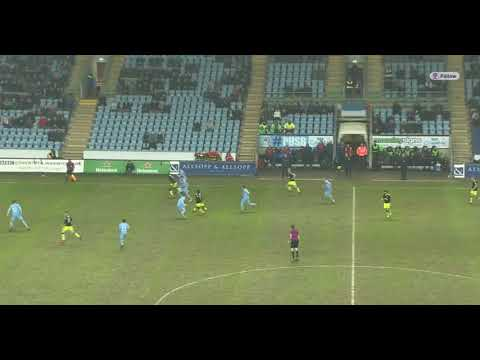 Coventry v Cambridge - Uche Ikpeazu Penalty Incident