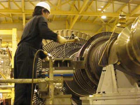 Steam Turbine Major Outage