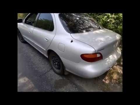 Фото к видео: Знакомство с Hyundai Elantra 1996г.в.