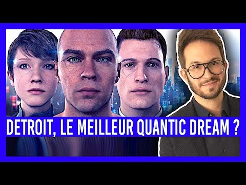 TEST DETROIT, LE MEILLEUR QUANTIC DREAM ? I PS4 Pro SANS SPOILER