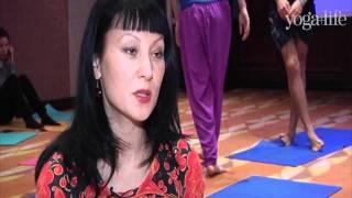 День йоги в Беларуси 2011 ч.1