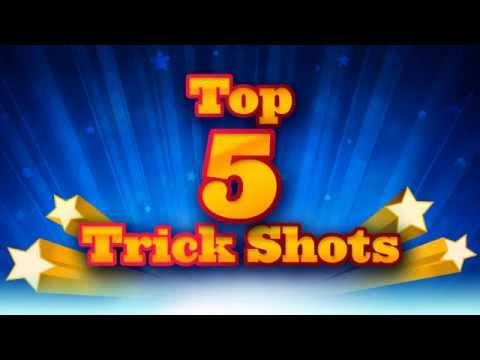 Harlem Globetrotters Top 5 Trick Shots