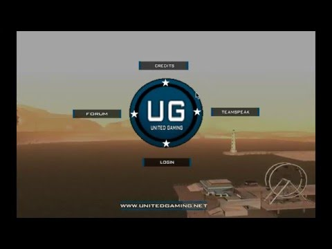 || UNITED GAMING OGC || Register/login system || #1
