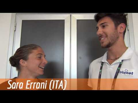 Errani, Wta Roma 2014 Internazionali d'Italia (d. 63 75 Jankovic)