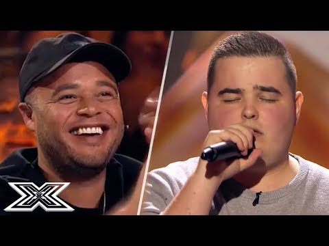 """The Man Who Can't Be Moved"" Finally Wins The Judges Over! 