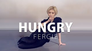 Скачать Fergie Hungry Ft Rick Ross Choreography HANNA