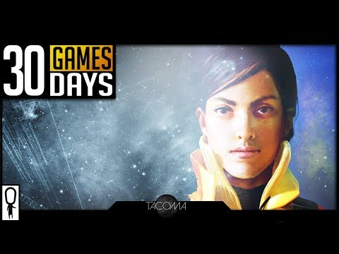 TACOMA Impressions - AMAZING STORY TELLING MECHANIC - 30 Games in 30 Days (29/30)