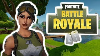 Fortnite Battle Royale Livestream (Going for them W)