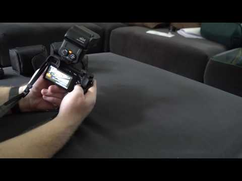 nissin i40 vs i60+air1 flash for sony and small bags
