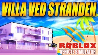 BUYING A LUXURY BEACH VILLA-VEHICLE SIMULATOR (NEW UPDATE)-ENGLISH ROBLOX-[#25]