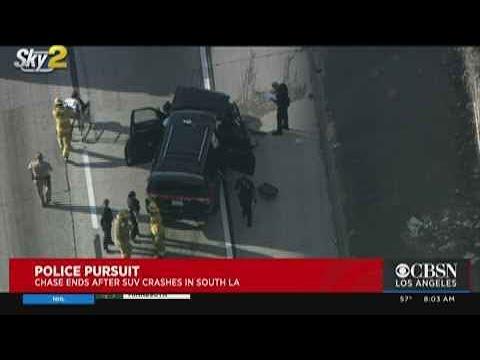 Pursuit With Stolen