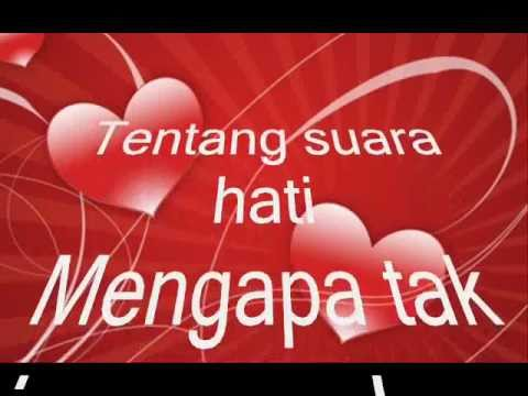 Bella Wang Feat Charly -Tentang Suara Hati ( WITH LYRICS )