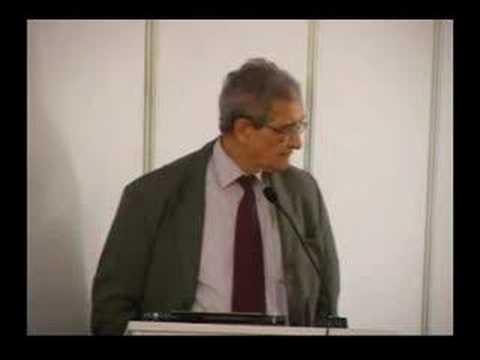 Prof. Amartya Sen