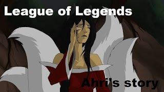 League of Legends - Ahri's story (Fan animation)