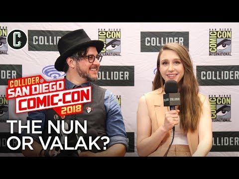 Valak's Place in The Nun Movie Teased by Corin Hardy & Taissa Farmiga Mp3