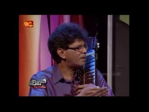 "Sarath is the Guest - ITN TV Sri Lanka -  ""Wenasa"" program"