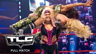 FULL MATCH - Beth Phoenix \u0026 Natalya vs. LayCool – Tables Match: WWE TLC 2010